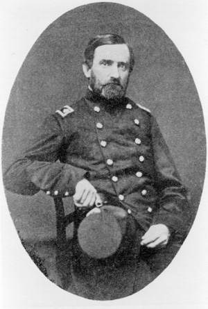 Lt. Col. William Oliver Collins